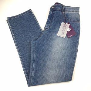 Gloria Vanderbilt Women Amanda Classic Fit Jeans
